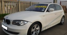2010 BMW 1 Series 118i (e87) for sale in East Rand